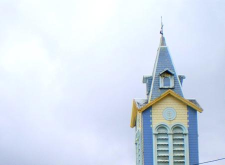 L'église Sainte Rose de Lima
